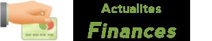 Actualités Finances